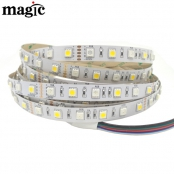 60Leds RGB+W LED Strip
